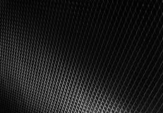 Svart svart för textur för metallbakgrundsmodell Royaltyfri Fotografi