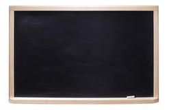 Svart svart tavla Arkivbild