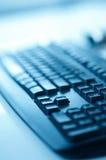 svart tangentbord Royaltyfria Foton