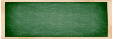 Svart tavla-/blackboardbaner Arkivbilder