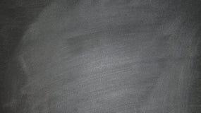 Svart tavla eller den svart tavlan med kritaklotter, kan sätta mer text på a senare Fotografering för Bildbyråer