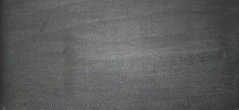 Svart tavla eller den svart tavlan med kritaklotter, kan sätta mer text på a senare Royaltyfria Bilder