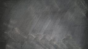 Svart tavla eller den svart tavlan med kritaklotter, kan sätta mer text på a senare Royaltyfria Foton
