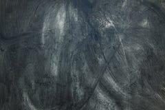Svart tavlatextur för svart tavla Royaltyfri Foto