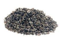 svart tea Arkivfoto