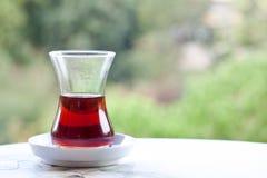 svart tea royaltyfria bilder