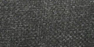 svart textur Arkivbilder