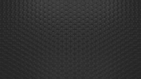 Svart textur Royaltyfri Fotografi