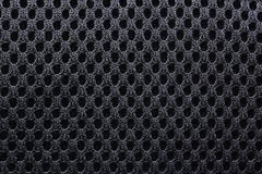 svart textur för påse Arkivbilder