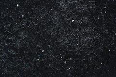 svart textur Galaxefterföljd Royaltyfria Bilder
