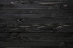 svart texturträ Arkivfoton