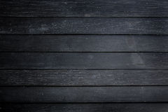 Svart trä texturerar bakgrund Arkivfoton