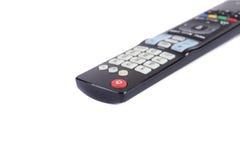 Svart TVfjärrkontroll Arkivfoton