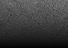 svart tygtextur Royaltyfria Bilder