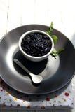 svart vinbärdriftstopp Royaltyfria Foton
