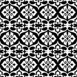 svart white Royaltyfri Illustrationer