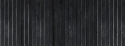 Svart wood tappning eller grungy bakgrund Trägammal textur som en retro modellorientering Royaltyfria Foton