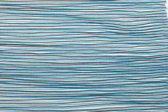 svarta blålinjen Royaltyfri Bild