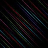 svarta färglinjer för bakgrund vektor illustrationer
