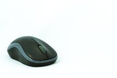 7 svarta knappar har musradion Royaltyfria Foton