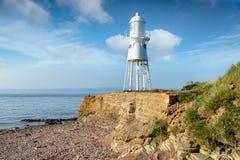 Svarta Nore Lighthouse Royaltyfri Bild