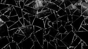 Svarta plattor Arkivbilder