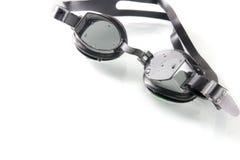 svarta simma exponeringsglas Fotografering för Bildbyråer