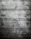 Svarta träplankor Arkivbild