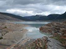 Svartisen glacier Stock Photos