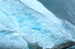 Svartisen Glacier (Norway) Stock Images