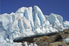 Svartisen lodowowie, Norwegia Zdjęcia Stock