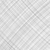 Svartlinjer textur på vit bakgrund Royaltyfri Fotografi