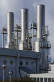 Svartsengi Geothermal Power Station - Iceland Stock Photography