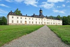 Svartsjo castle in Sweden Royalty Free Stock Photography