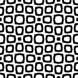 Svartvit abstrakt bakgrund vektor illustrationer