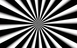 Svartvit abstrakt bakgrund, svartvita linjer, ljus modell vektor illustrationer