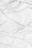 Svartvit abstrakt naturlig marmor för marmor & x28; gray& x29; för design Arkivfoton