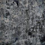 Svartvit abstrakt textur av den gamla väggen Royaltyfri Foto