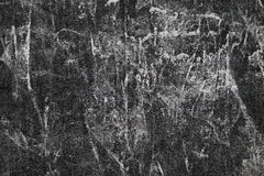 Svartvit bakgrund för textur för blekmedelbomullspolyester Royaltyfria Foton