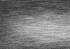 svartvit jeanstextur Fotografering för Bildbyråer