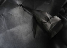 Svartvit pappers- bakgrund Royaltyfria Foton