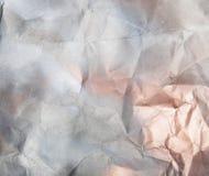 Svartvit pappers- bakgrund Fotografering för Bildbyråer