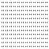 Svartvit sömlös geometrisk modell för abstrakt vektor Arkivbilder
