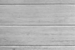 Svartvit träbakgrund Royaltyfri Foto