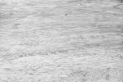 Svartvit träbakgrund Royaltyfri Fotografi