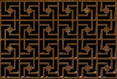 Svastika pattern royalty free stock image