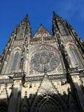 Svatého VÃta för Katedrà ¡ la Arkivbilder