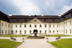 Svaty Anton Castle. In Slovakia Royalty Free Stock Photography