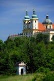 Svaty Kopecek. Olomouc (Czech Republic Royalty Free Stock Image