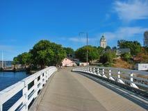 sveaborg острова Финляндии helsinki моста стоковые фотографии rf